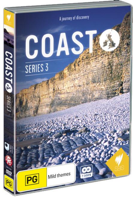 Coast - Series 3 UK - 2DVD *NEW*