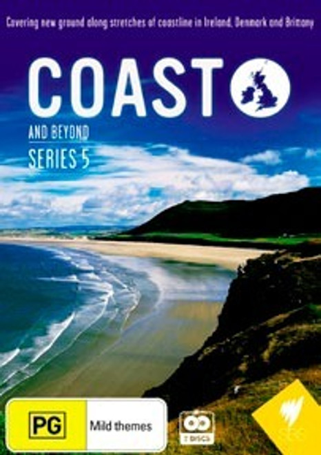 Coast and Beyond - Series 5 UK  - 2DVD *NEW*