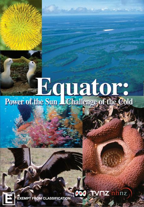 Equator - DVD *NEW*