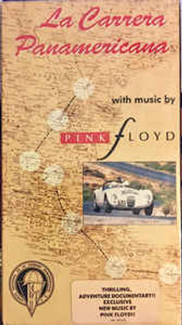 Pink Floyd – La Carrera Panamericana - VHS *USED*