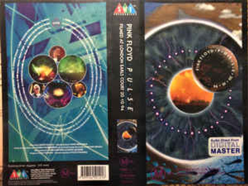 Pink Floyd ‎– Pulse - VHS *USED*