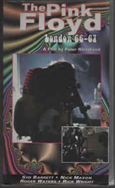 Pink Floyd ‎– London 66-67 - VHS *USED*