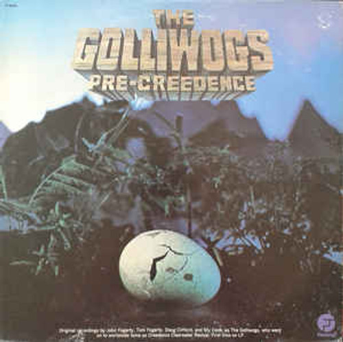 The Golliwogs – Pre-Creedence (NZ) - LP *USED*