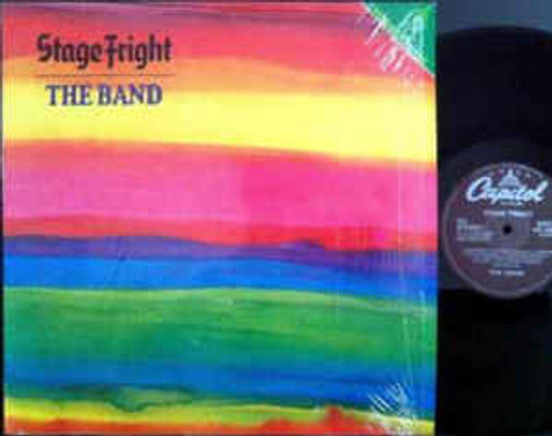 The Band – Stage Fright - LP *USED*