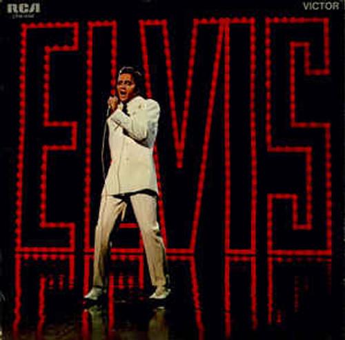 Elvis Presley – Elvis (TV Special) (AU) - LP *USED*
