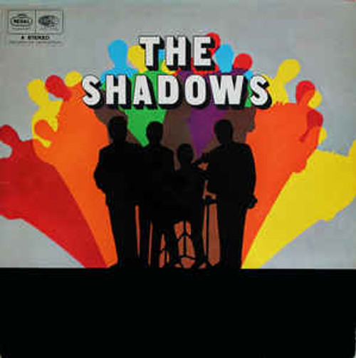The Shadows – The Shadows (UK) - LP *USED*