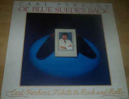 Carl Perkins – Ol' Blue Suede's Back (UK) - LP *USED*