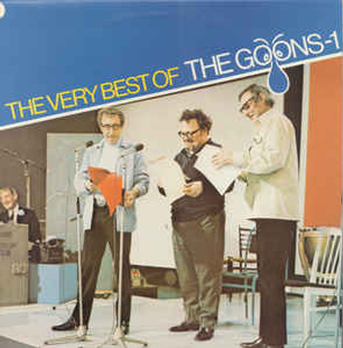 The Goons ‎– The Very Best Of The Goons - 1 (NZ) - LP *USED*