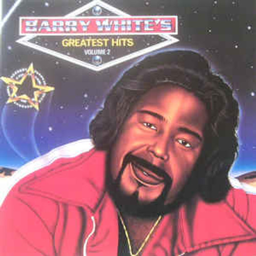 Barry White ‎– Barry White's Greatest Hits Volume 2 (NZ) - LP *USED*