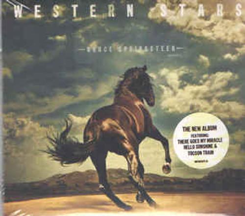 Bruce Springsteen – Western Stars - CD *NEW*