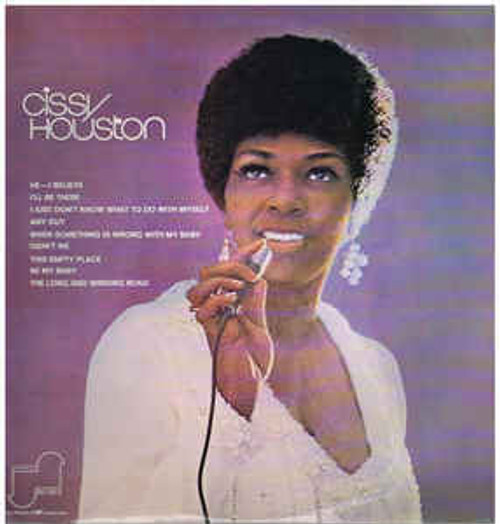 Cissy Houston ‎– Cissy Houston (NZ) - LP *USED*