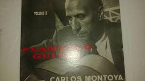 Carlos Montoya – El Flamenco Guitar, Volume II (RED VINYL) (US) - LP *USED*
