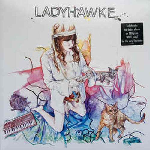Ladyhawke – Ladyhawke - LP *NEW*