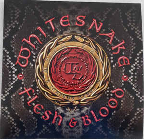 Whitesnake – Flesh & Blood - 2LP *NEW*