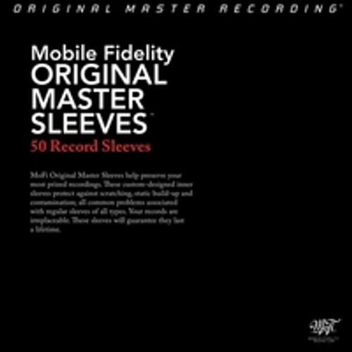 MOFI: Record Inner Sleeves 50PK *NEW*
