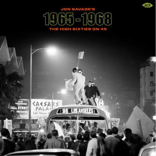 JON SAVAGE'S 1965-1968: THE HIGH SIXTIES ON 45 - Various - 2LP *NEW*