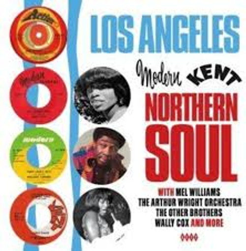 Los Angeles Modern & Kent Northern Soul - Various - LP *NEW*