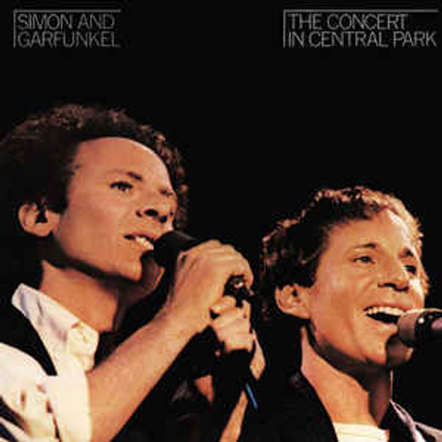 Simon And Garfunkel – The Concert In Central Park (NZ)- 2LP *USED*