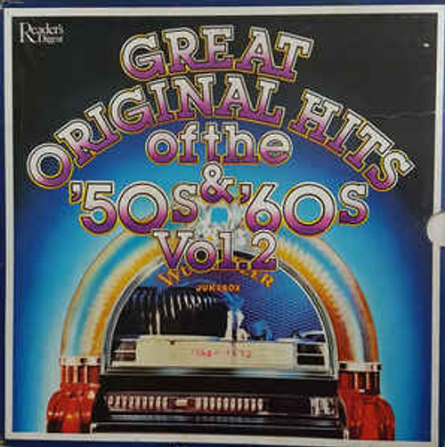 Great Original Hits Of The '50s And '60s Vol.2 - Various (AU) - 8LP *USED*
