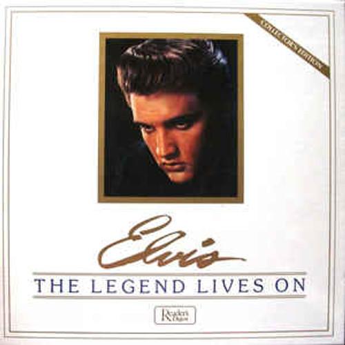 Elvis* – The Legend Lives On (AU) - 7LP *USED*
