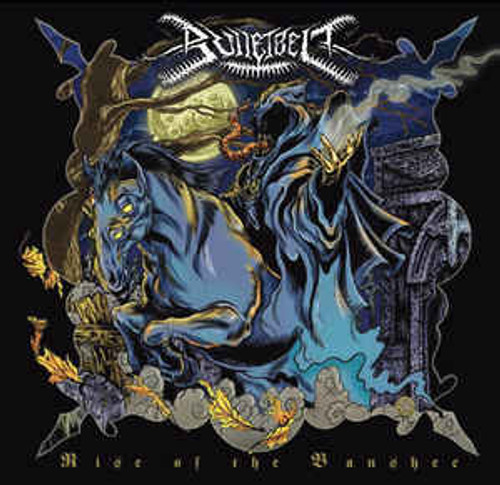 Bulletbelt ‎– Rise Of The Banshee - CD *NEW*