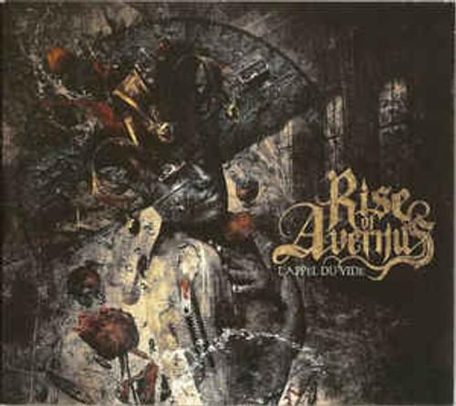 Rise Of Avernus – L'Appel Du Vide - CD *NEW*