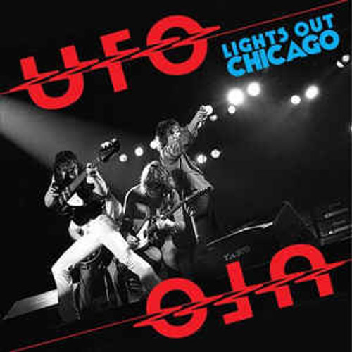 UFO (5) - Lights Out Chicago - LP *NEW*