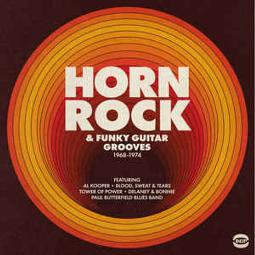 Horn Rock & Funky Guitar Grooves 1968 - 1974 - Various - 2LP *NEW*