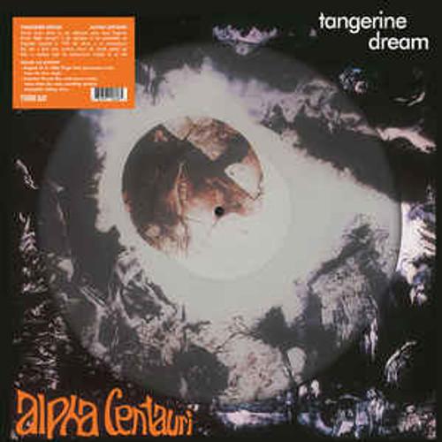 Tangerine Dream – Alpha Centauri (PIC DISC) - LP *NEW*