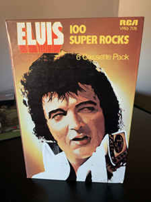 Elvis Presley – 100 Super Rocks - 6TC *USED*