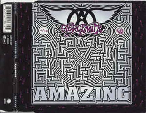 Aerosmith – Amazing - CDS *USED*
