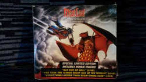 Meat Loaf – Bat Out Of Hell II-Back Into Hell - 2CD *USED*