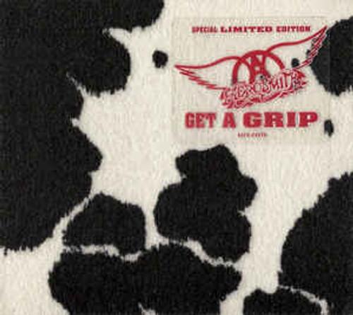 Aerosmith – Get A Grip (Limited Edition) - CD *USED*