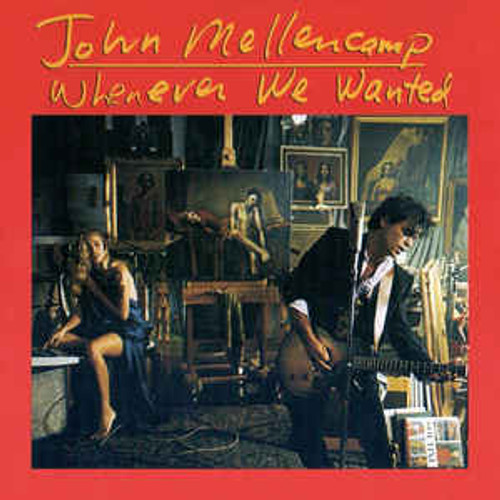 John Mellencamp* – Whenever We Wanted - CD *USED*