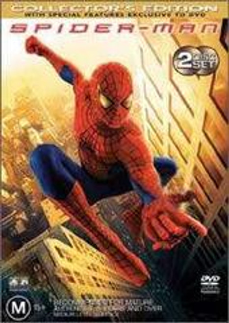 Spider-Man [Collectors Edition] (2002) - 2DVD *NEW*