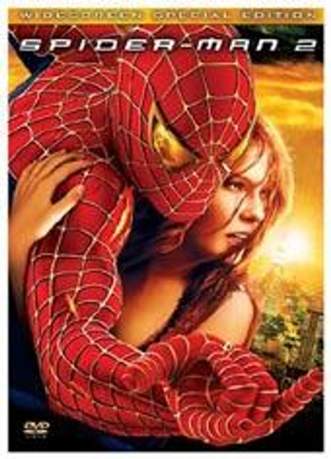 Spider-Man 2[Collector's Edition] (20040 - 2DVD *NEW*
