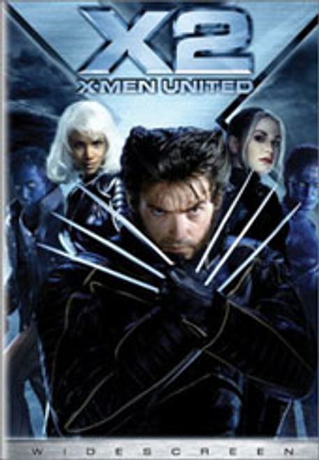X-Men 2 [Special Edition] (2003) - 2DVD *NEW*