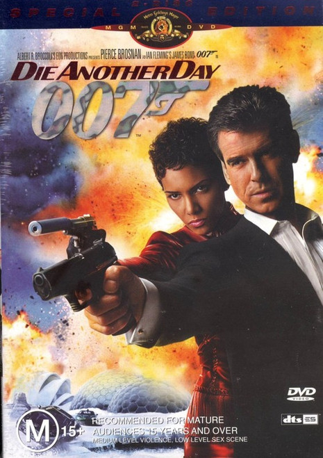 007 - Die Another Day [Special Edition] (2003) - 2DVD *NEW*
