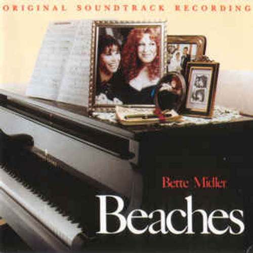 Beaches - Original Soundtrack Recording - Soundtrack - CD *NEW*