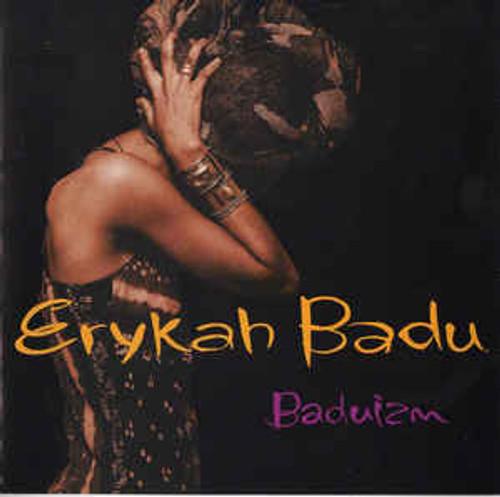 Erykah Badu – Baduizm - CD *NEW*