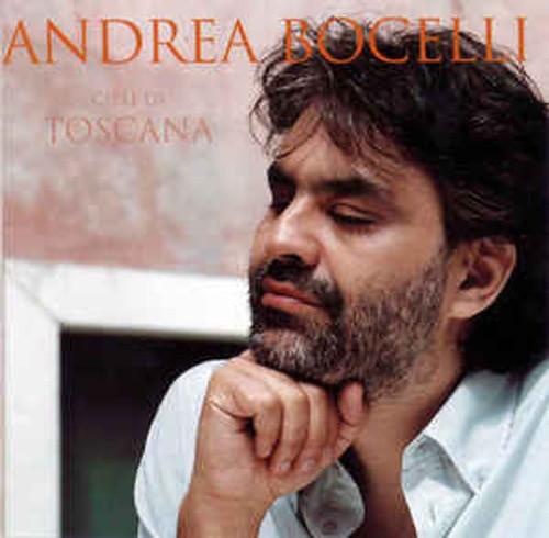 Andrea Bocelli – Cieli Di Toscana - CD *NEW*