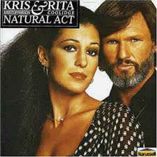 Kris Kristofferson And Rita Coolidge* ‎– Natural Act - CD *NEW*