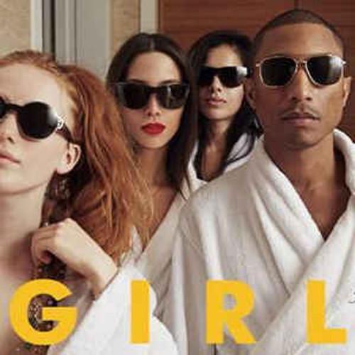 Pharrell Williams – G I R L - CD *NEW*
