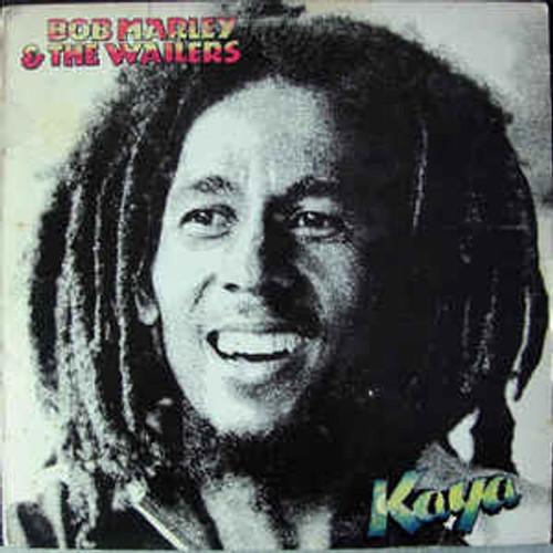 Bob Marley & The Wailers – Kaya (NZ) - LP *USED*