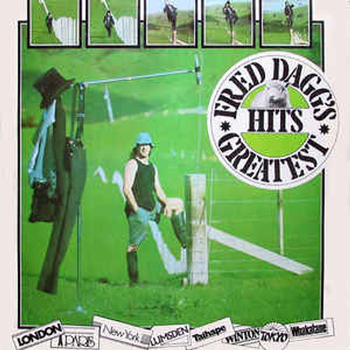 Fred Dagg ‎– Fred Dagg's Greatest Hits (NZ) - LP *USED*