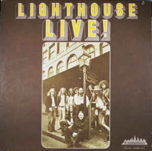 Lighthouse (2) – Lighthouse Live! (US) - 2LP *USED*