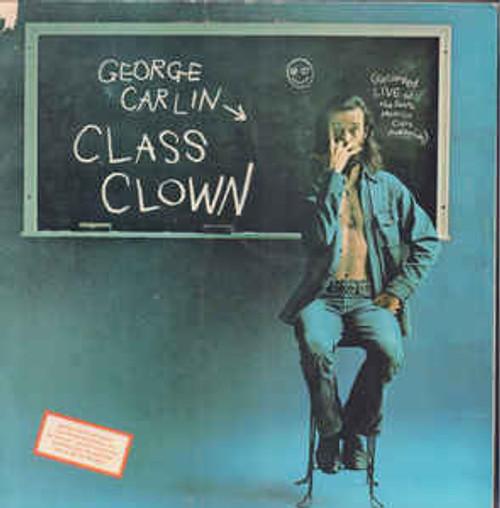 George Carlin – Class Clown (NZ) - LP *USED*