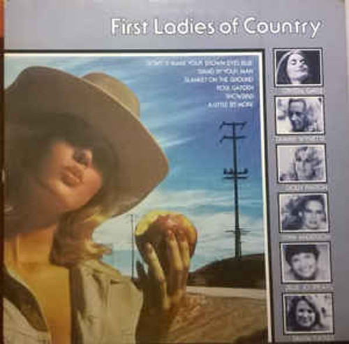 First Ladies Of Country - Various (NZ) - LP *USED*