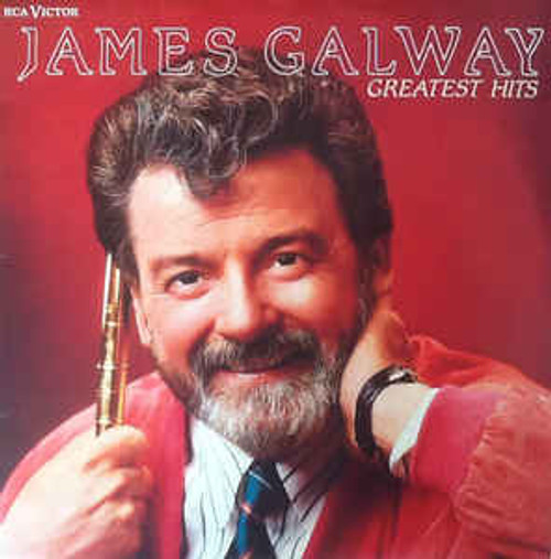 James Galway ‎– Greatest Hits (AUSTRALASIA) - LP *USED*