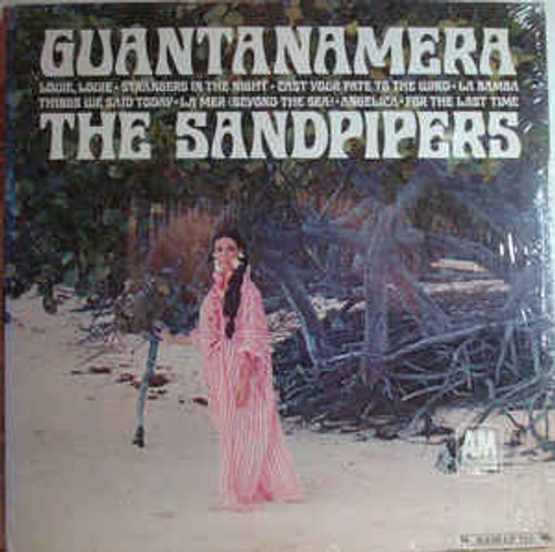 The Sandpipers – Guantanamera (US) - LP *USED*